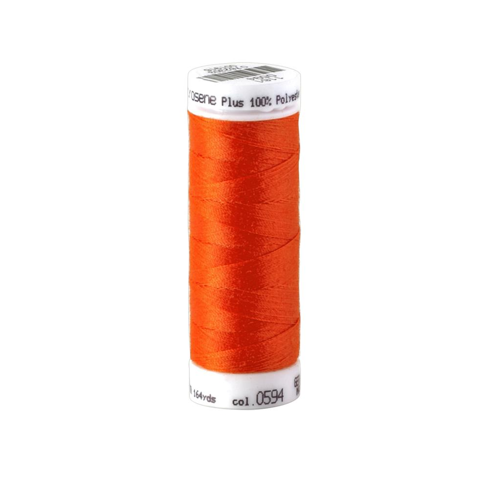 Mettler Metrosene Polyester All Purpose Thread Tangerine