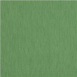 Stretch Rayon Poly Jersey Knit Fern Green