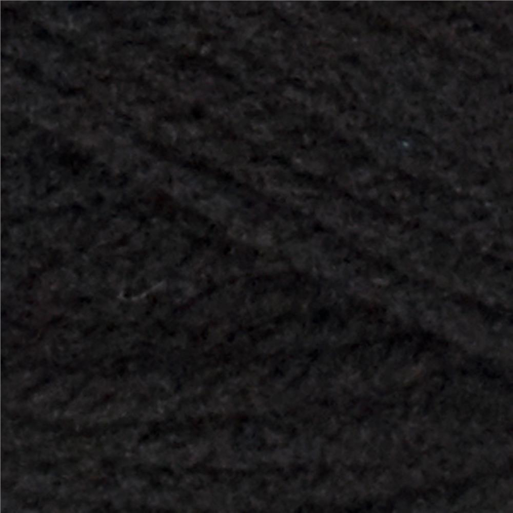 Red Heart Yarn Super Saver Jumbo 312 Black