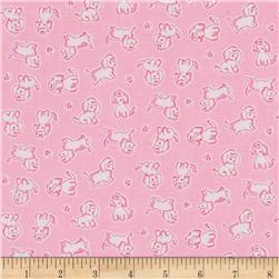 Penny Rose Strawberry Biscuit Poodle Pink