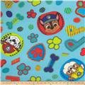Nickelodeon Paw Patrol Pupstastic Dream Fleece Blue