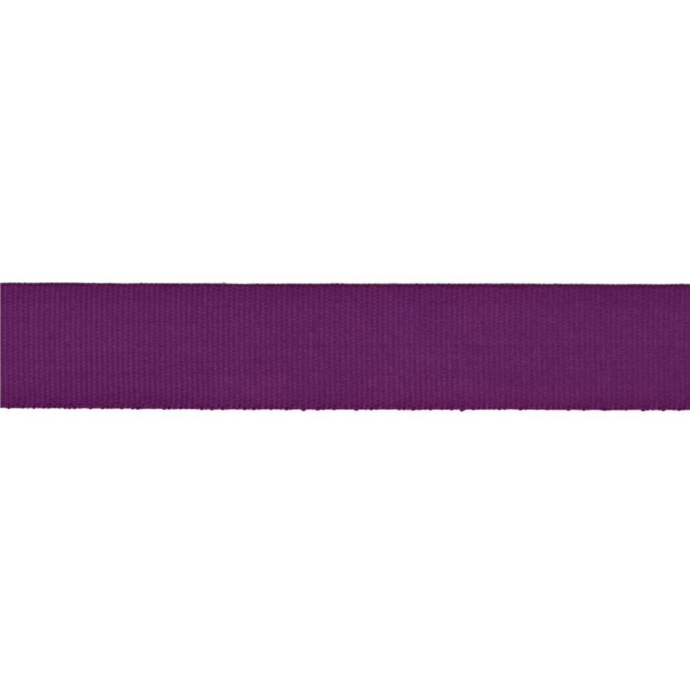 "5/8"" Faux Canvas Ribbon Violet"