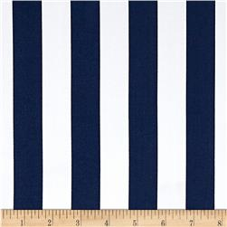 Michael Miller Bekko Home Decor Thin Stripe Navy