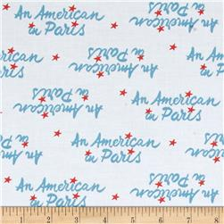 An American In Paris Logo Multi
