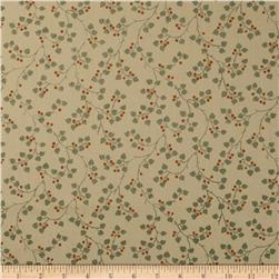 Jo Morton Charleston Vine Teal Fabric