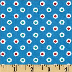 Hazel Dot Blue