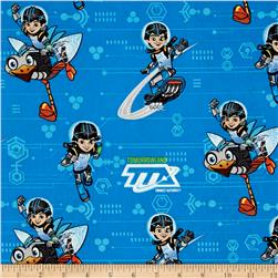 Disney Miles From Tomorrowland Miles Power Blue