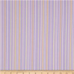 Baby Safari Stripe Lilac