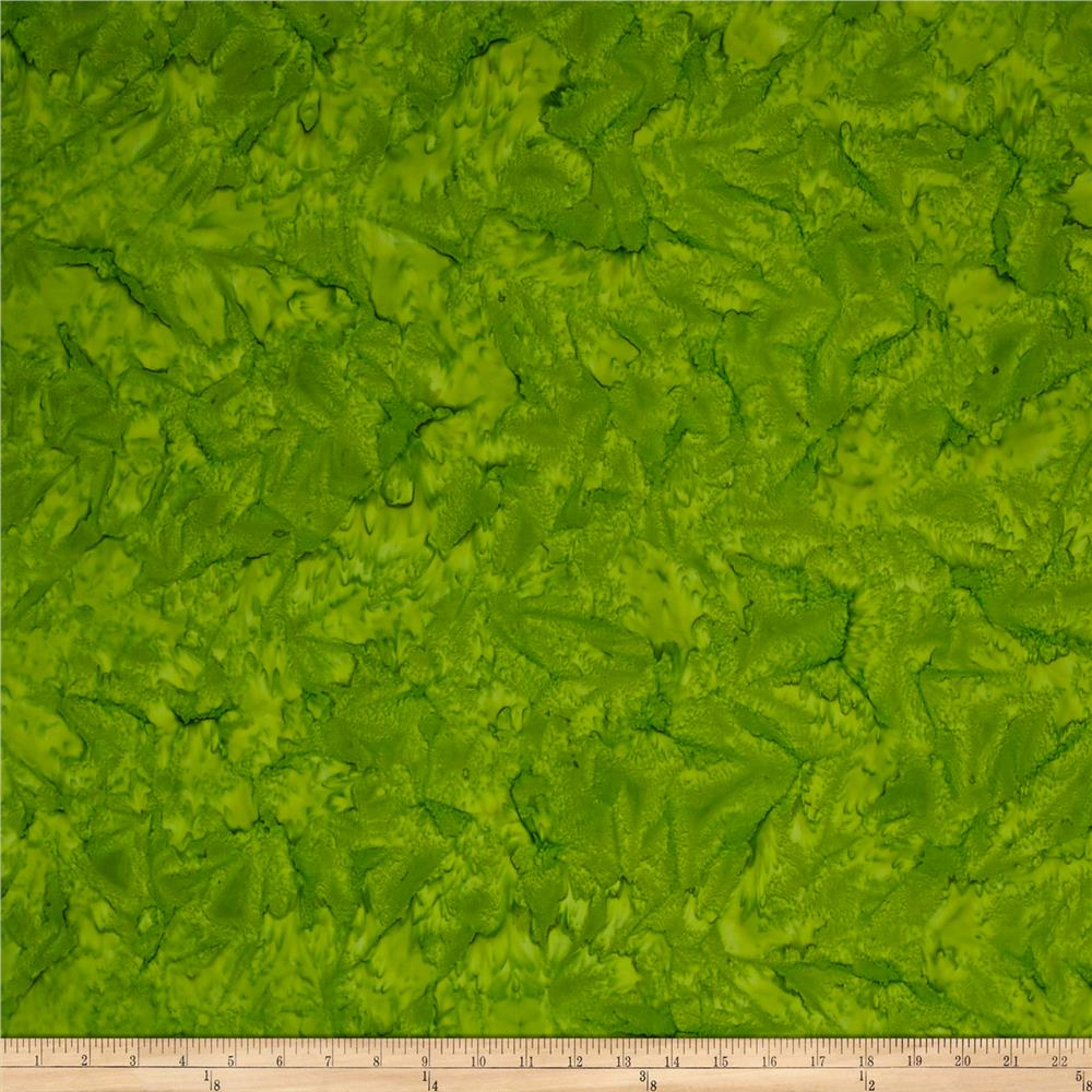 Wilmington Batiks Colorglow Peridot