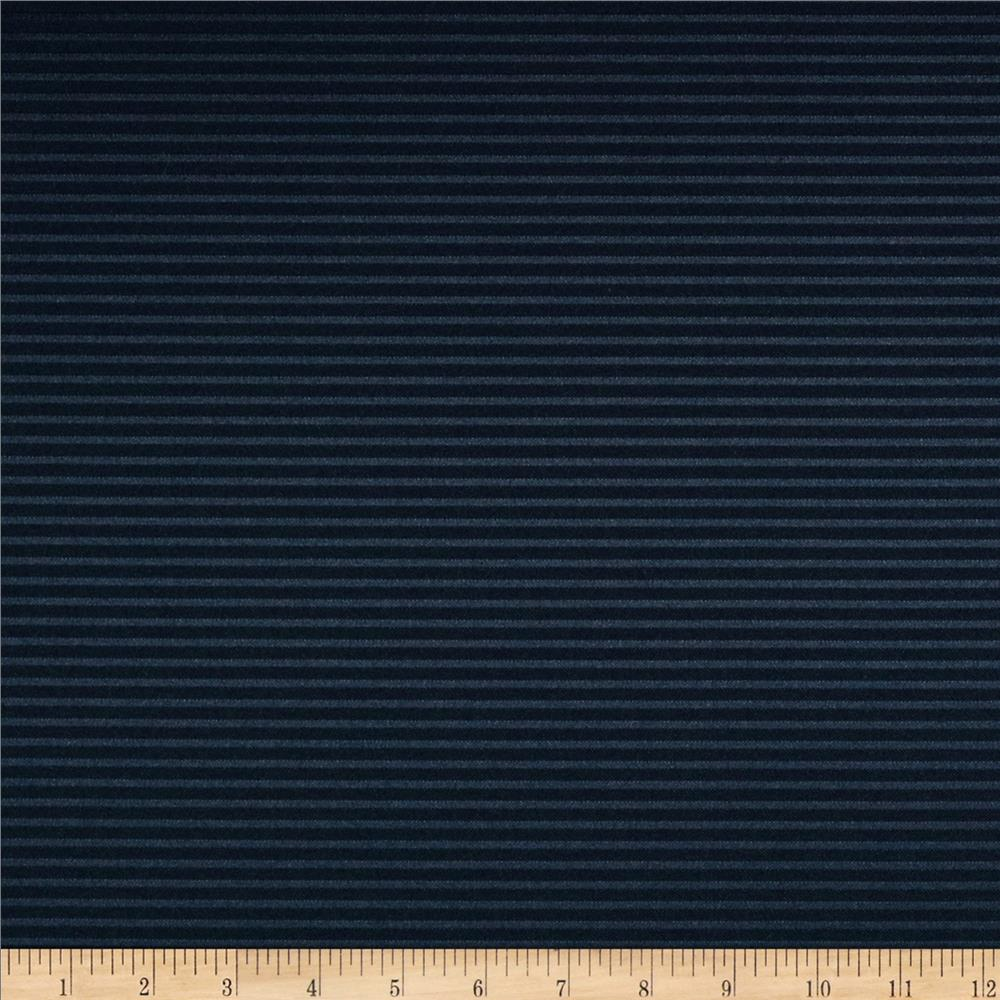 "Robert Allen Promo 1/8"" Stripe Black"
