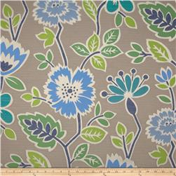 Richloom Sandringham Jacquard French Blue
