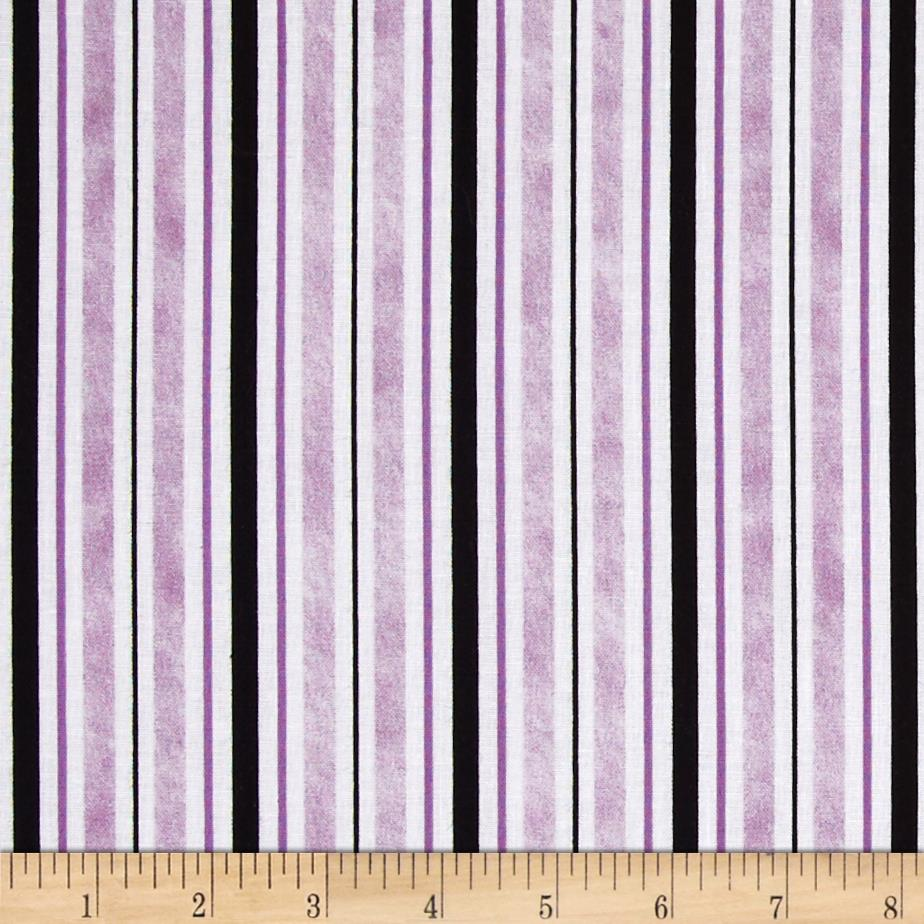 Twilight Stripe White