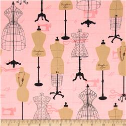 Sewing Studio Dress Forms Vintage