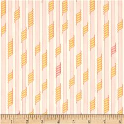 Robert Kaufman Drawn Thin Stripe Sorbet