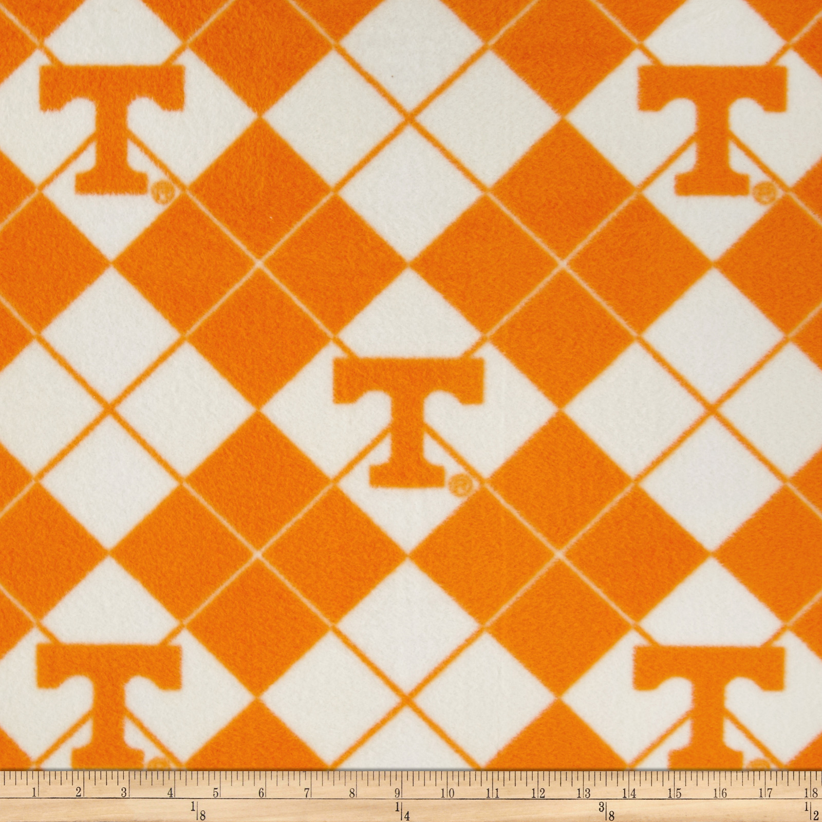 Collegiate Fleece University of Tennessee Orange