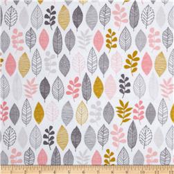 Cloud 9 Organic First Light Flannel Leaf Sampler