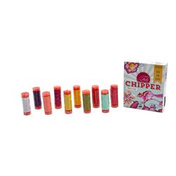 Aurifil Tula Pink Chipper - 10 Spool Pack