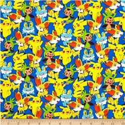 Kaufman Pokemon Collage Royal