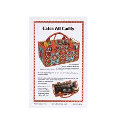 By Annie Catch All Caddy Organizer Pattern