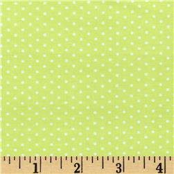 Googlies Pin Dot Light Lime