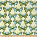 Soul Blossom Boho Butterfly Yellow/Multi