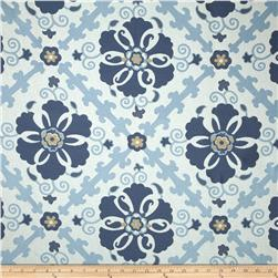 Jaclyn Smith Susannah Jacquard Chambray Fabric