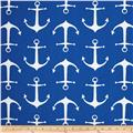 Premier Prints Indoor/Outdoor Sailor Cobalt