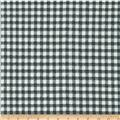 Basic Training Small Gingham Grey/White