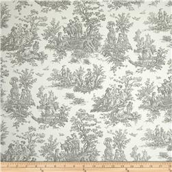 Premier Prints Jamestown Toile Summerland Grey