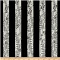 Kanvas The Music In Me Duet Stripe Black/Cream