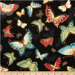 Imperial Collection Metallics Butterflies Multi