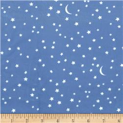 Michael Miller Minky Puddle Play Starry Too Sailor