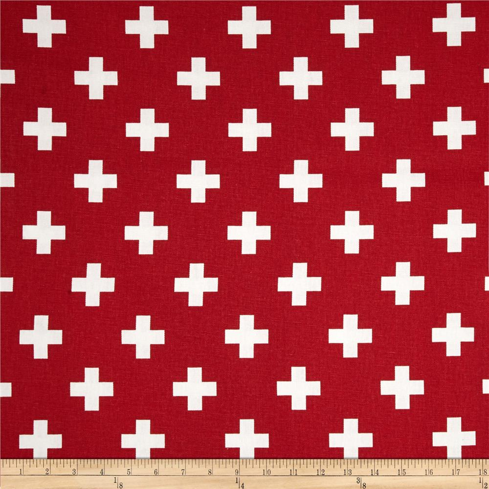 Premier Prints Swiss Cross Lipstick