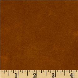 Sueded Flannel Rust