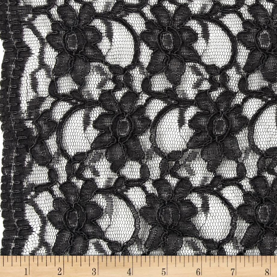 Supreme Lace Black