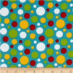 Spots Perfect Day Polka Dot Blue