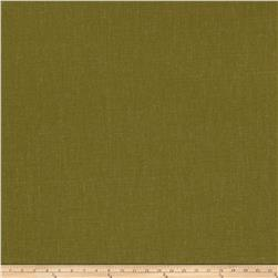 Fabricut Principal Brushed Cotton Canvas Kiwi