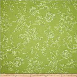 Covington Embroidered Gone Fishing Island Green