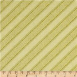 Holiday Elegance Metallic Diagonal Stripe Tan