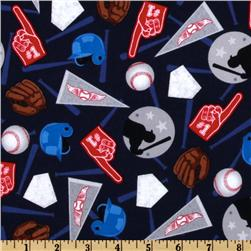 Sports Life Baseball Equipment Navy