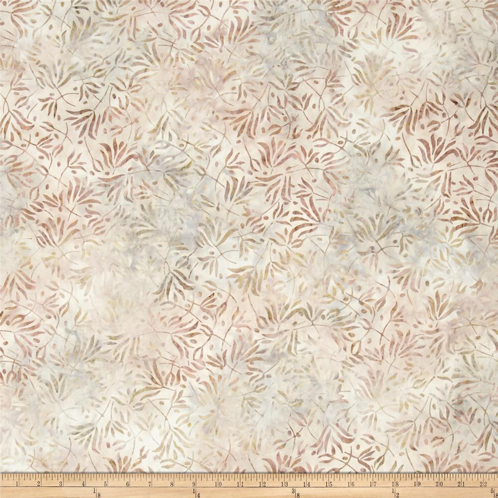 Wilmington Batik Windswept Ivory/Tan