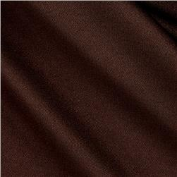 Nylon Activewear Knit Solid Coffee