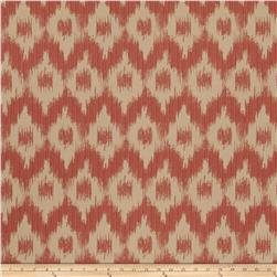 French General Flamme De France Woven Rouge