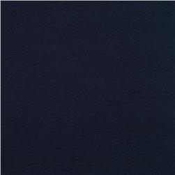 Viscose Rayon Challis Navy Fabric
