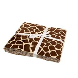 Minky Cuddle Cakes 10'' Assortment Adorable Animal Skins