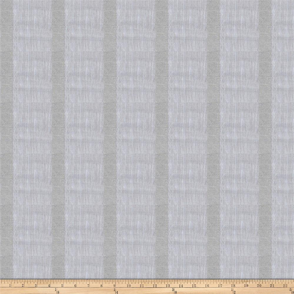 Fabricut Gloss Stripe Linen Blend Linen Sheen