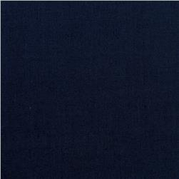 "60"" Poly Cotton Broadcloth Navy"