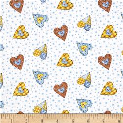 Holly Hobbie Patched Hearts Multi