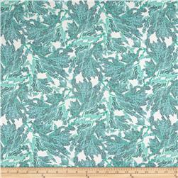 Liberty of London Dufour Jersey Knit Marine Green