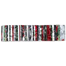 Bali Pops Jingle 2.5- Inch Strips Frost/Silver